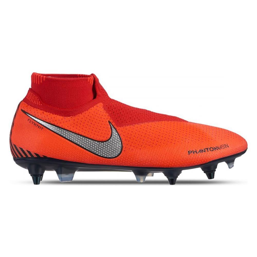 NIKE Scarpe Calcio Nike Phantom Vision Elite Sg Pro Game Over Pack Taglia 41 Colore: Rosso