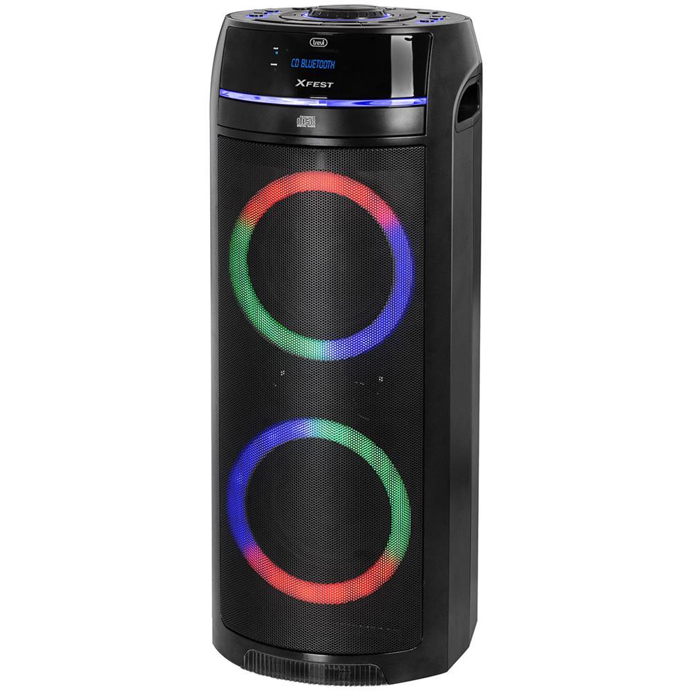 Altoparlante Amplificato 90W XF 900 CD con Bluetooth Nero