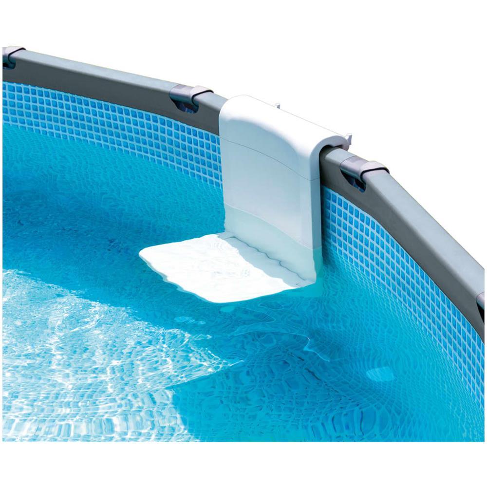 Piscine Interrate Prezzi Tutto Compreso intex seggiolino per piscina in pvc 28053