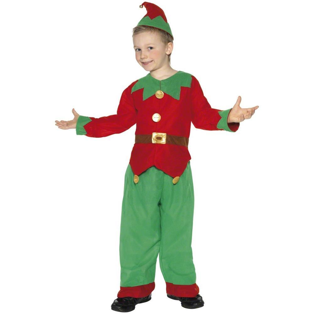 Il meglio del 2019 prezzo moderato carino economico JADEO - Costume Da Elfo Per Bambino 3 A 5 Anni - ePRICE