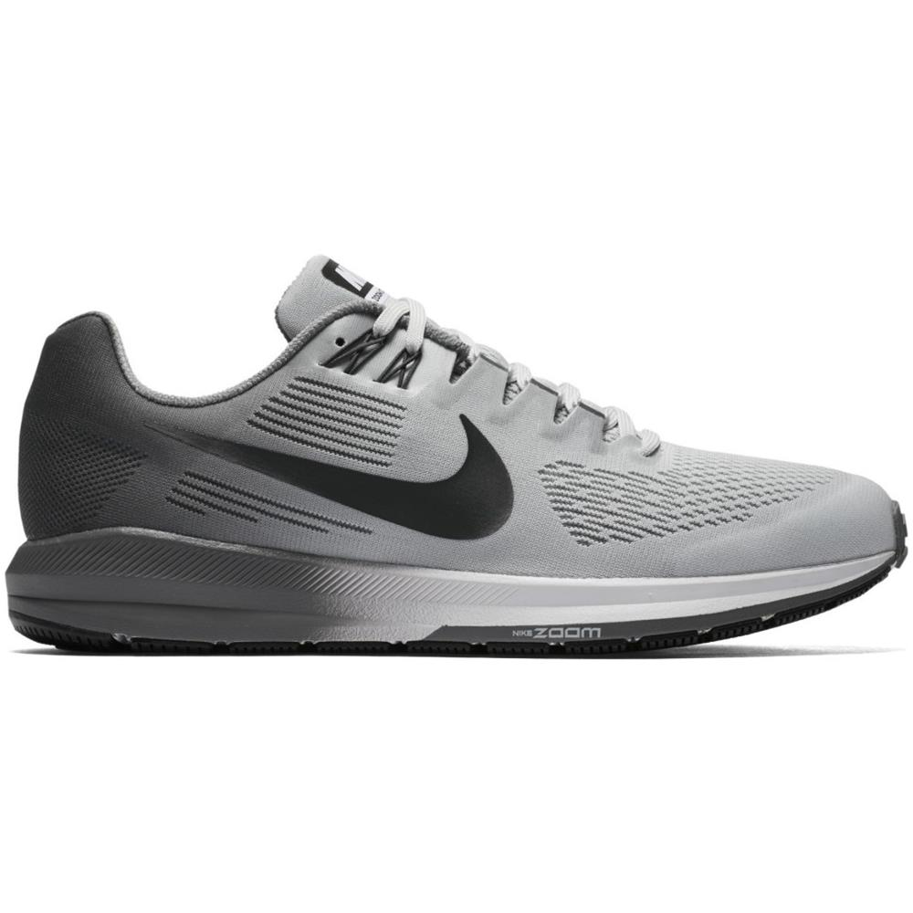 best loved cf936 54676 NIKE - Scarpe Running Uomo Air Zoom Structure 21 Taglia 45 - Colore   Argento   nero - ePRICE