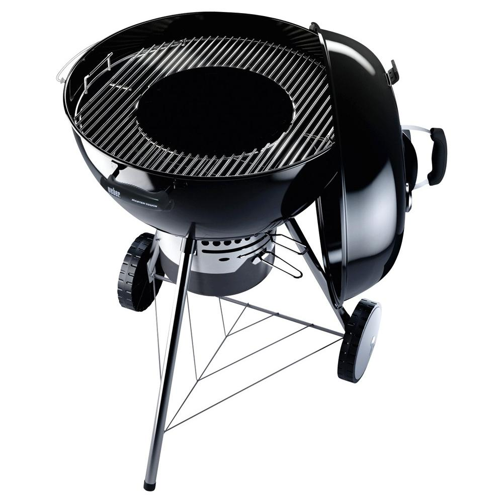 Weber 14501004 Barbecue a Carbone Master Touch 57 Nero GBS