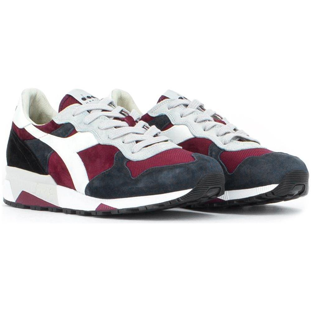 657d40ef96892 Diadora Heritage Sneakers Diadora Heritage Blu Uomo Trident 90 s c7204 blu-viola  Taglia 11.5
