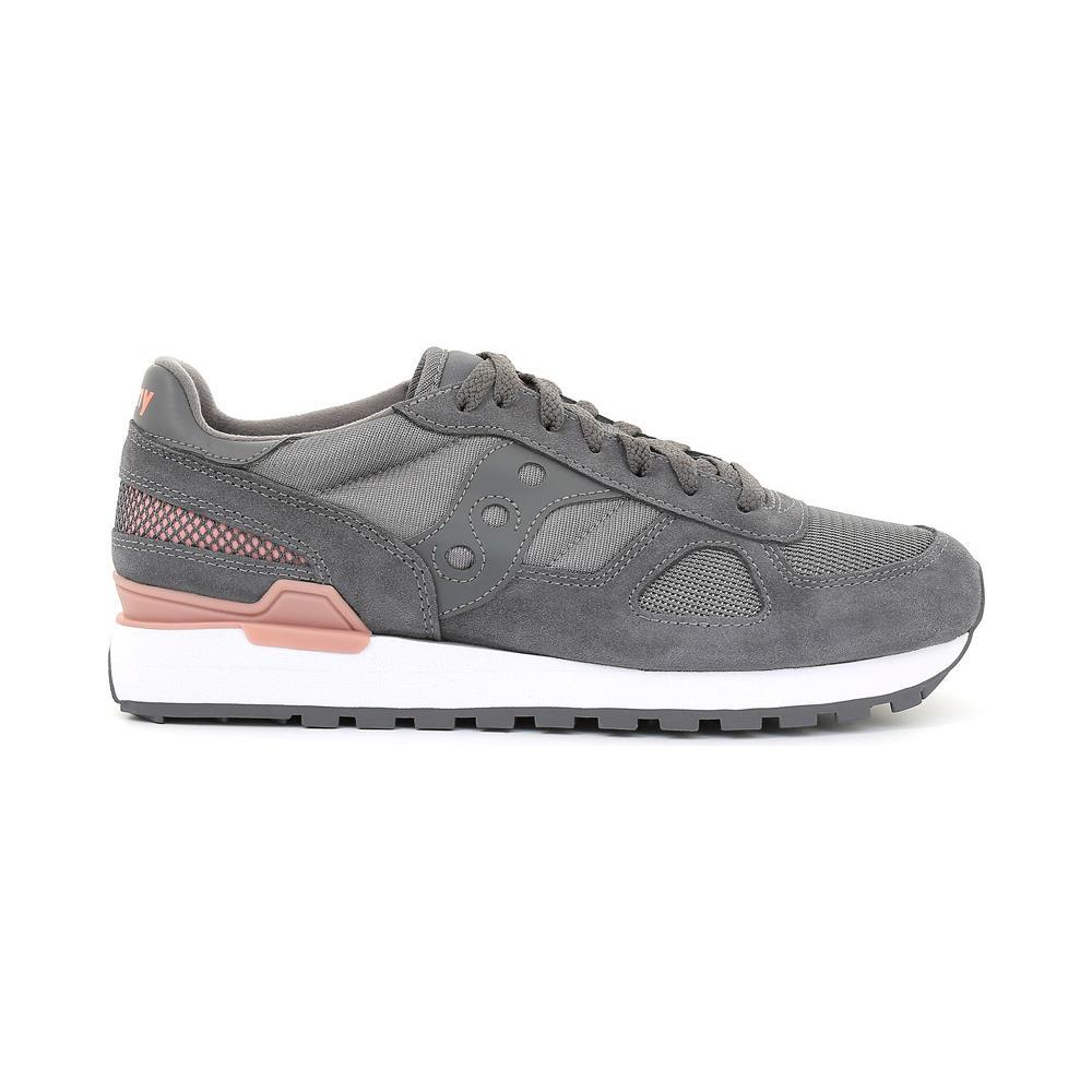 SAUCONY Sneakers Saucony Grigio Uomo Shadow 2108 650 grey Taglia 46