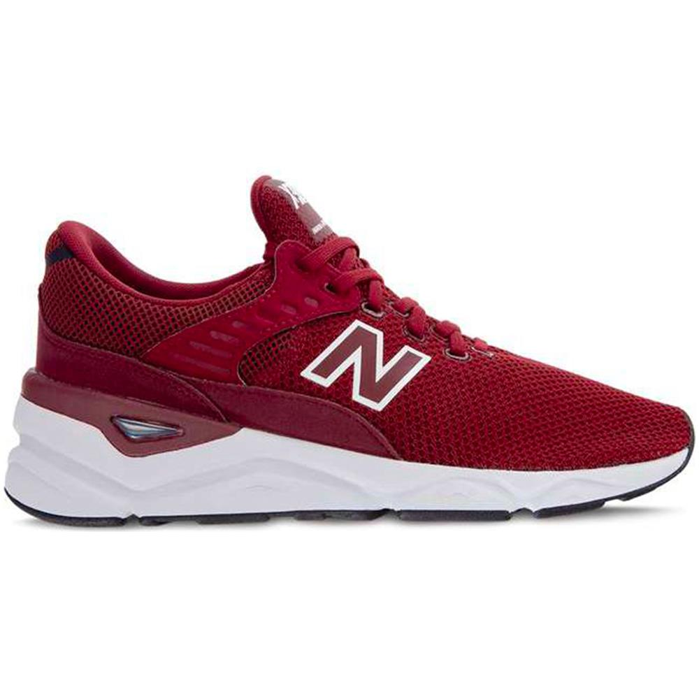 sneakers new balance rosso