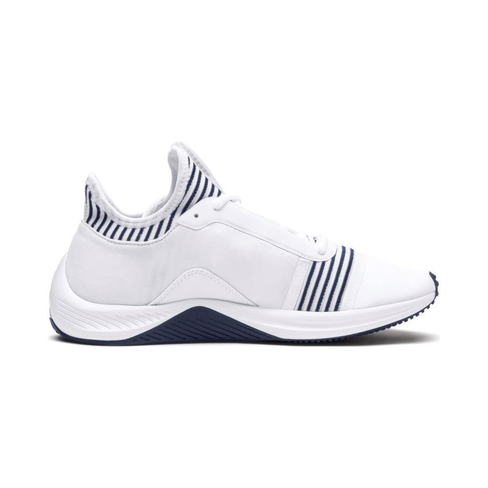 Ufficiale Puma Bianco Sneakers Taglia 38 in Scarpe Donna