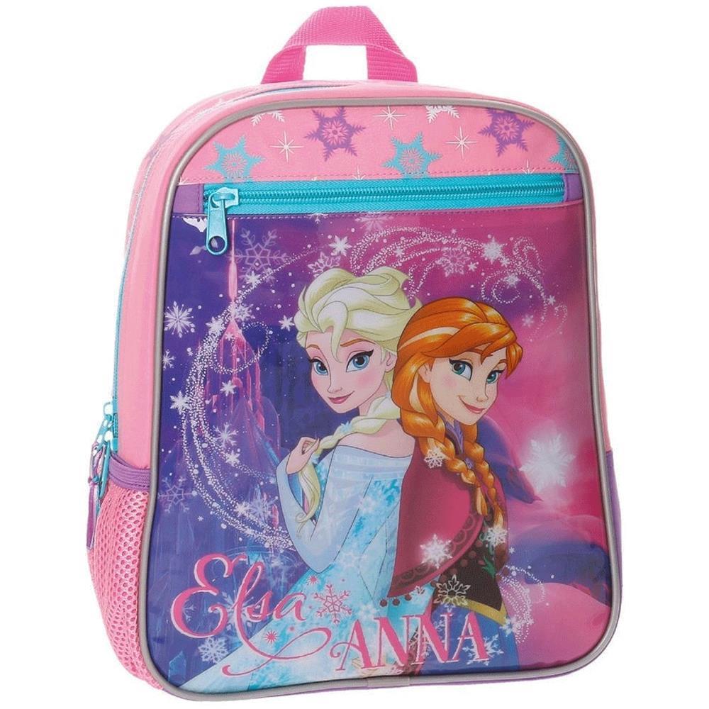 1694e47dd8 TrAdE shop Traesio® Zainetto Scuola Frozen Elsa Anna 28 Cm Zaino Asilo  Bambine Rosa 6 Lt. Venduto e ...