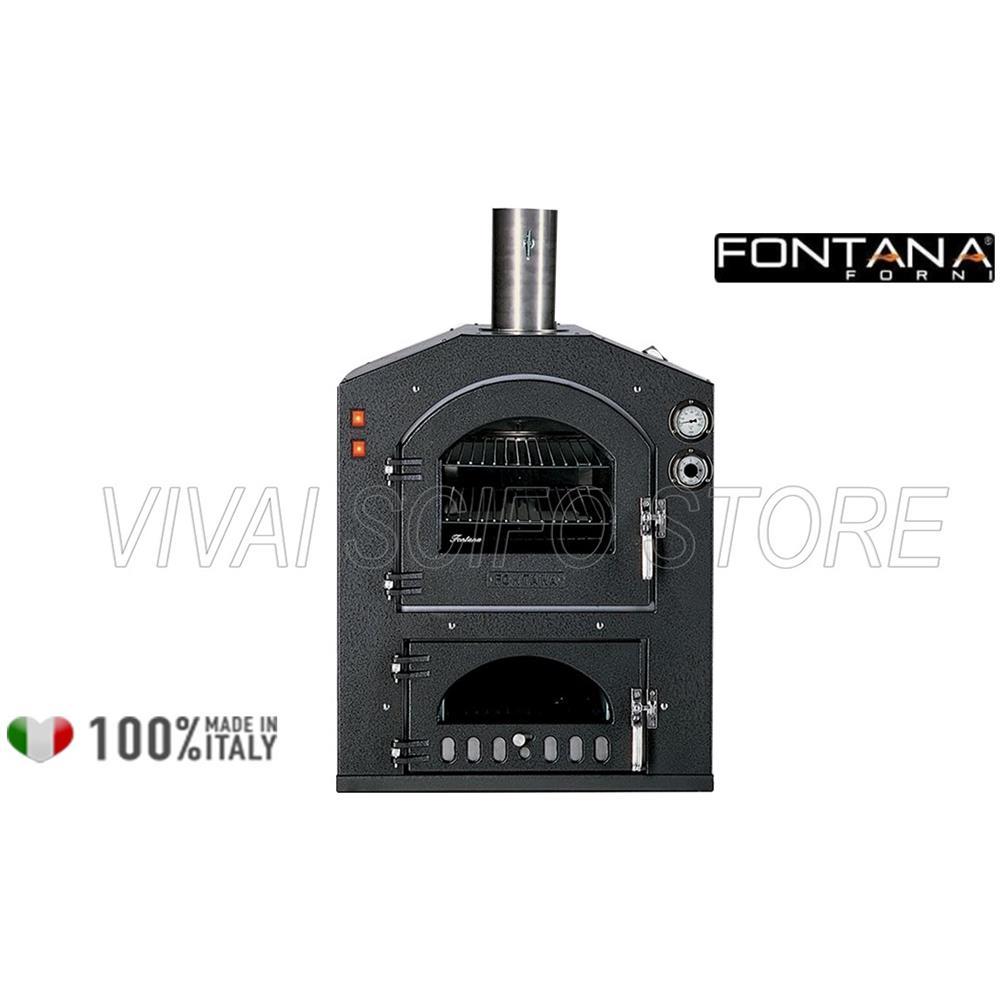 FONTANA FORNI - Forno Fontana Inc 80 V 80x45 - ePRICE