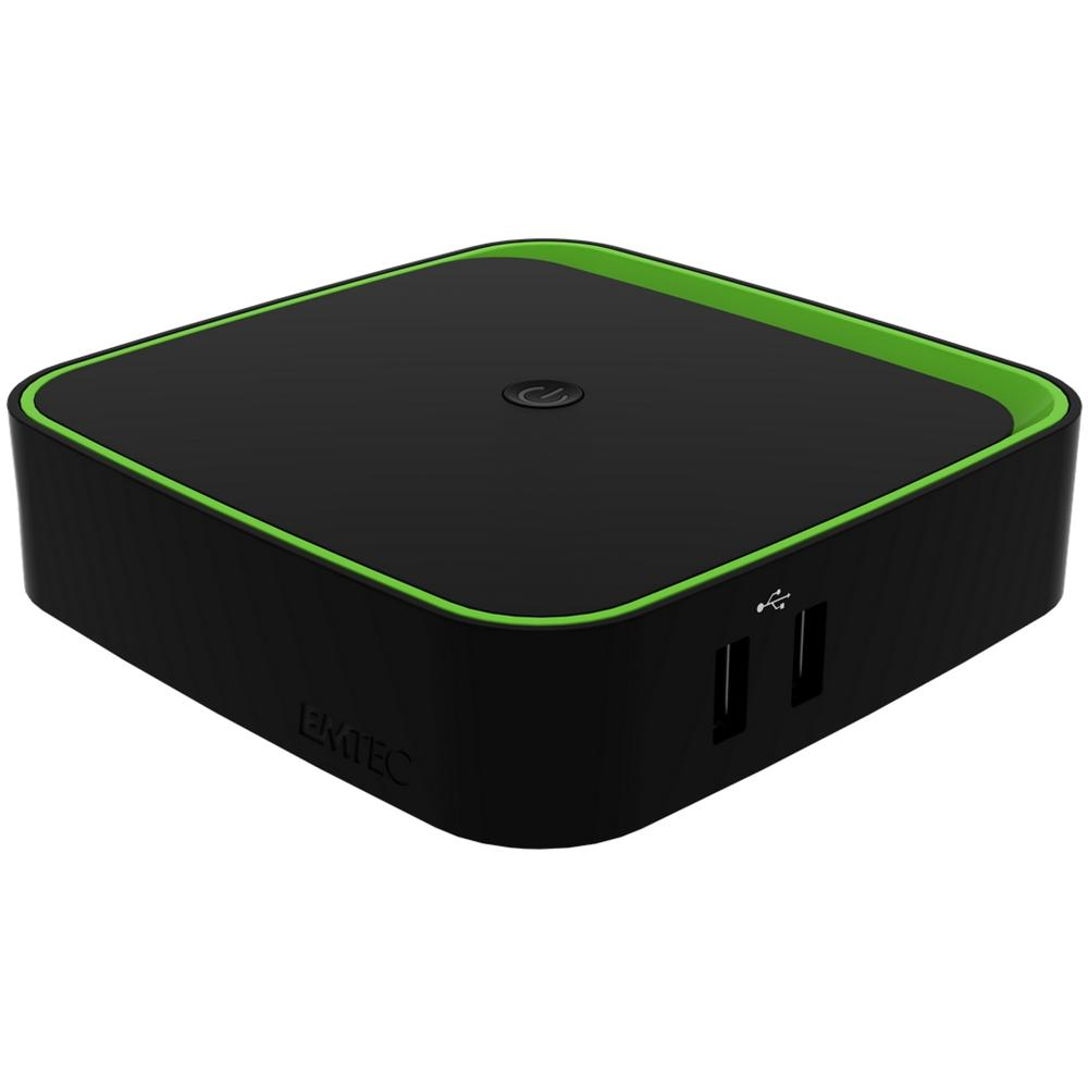 b6bfc0b56 EMTEC - Sistema Multimediale Moviecube TV BOX Android 4.2 DVB-T HD Wi-Fi  HDMI 2 porte USB - ePRICE