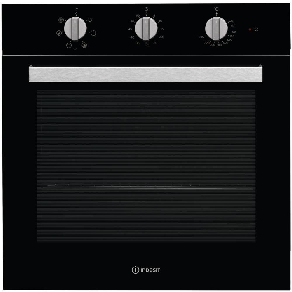 Indesit Forno Elettrico Da Incasso Ifw6530bl Capacità 66 L Multifunzione Ventilato Colore Nero Eprice