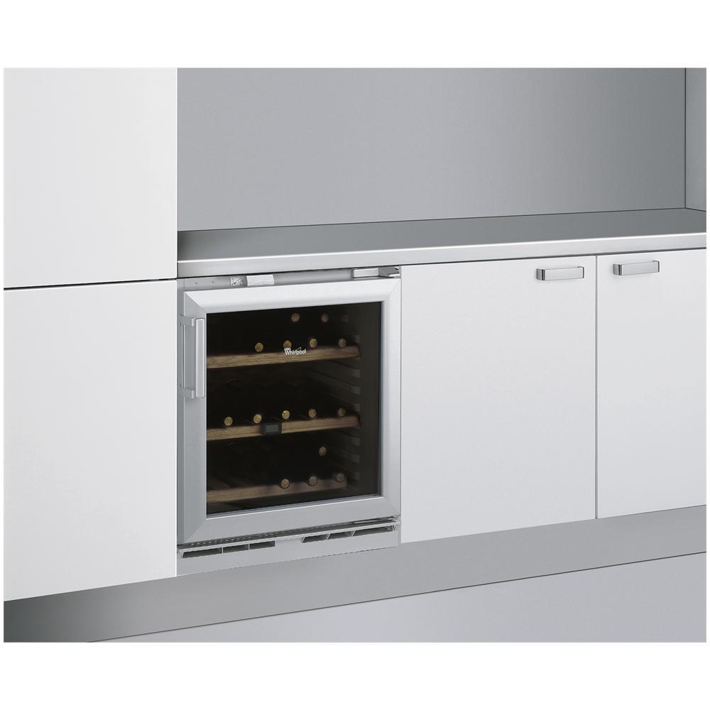 WHIRLPOOL - Cantinetta Vino ARZ000 / W Classe A Capacità 33 ...