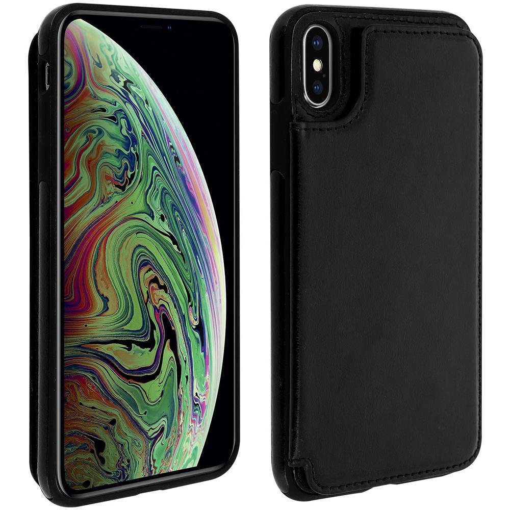FORCELL - Cover Iphone Xr Protezione Antiurto Portacarte Forcell
