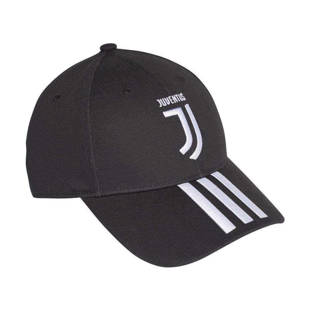 Adidas Uomo 50 Stripes Cappelli 52 Abbigliamento Juventus 3 wq87Fw