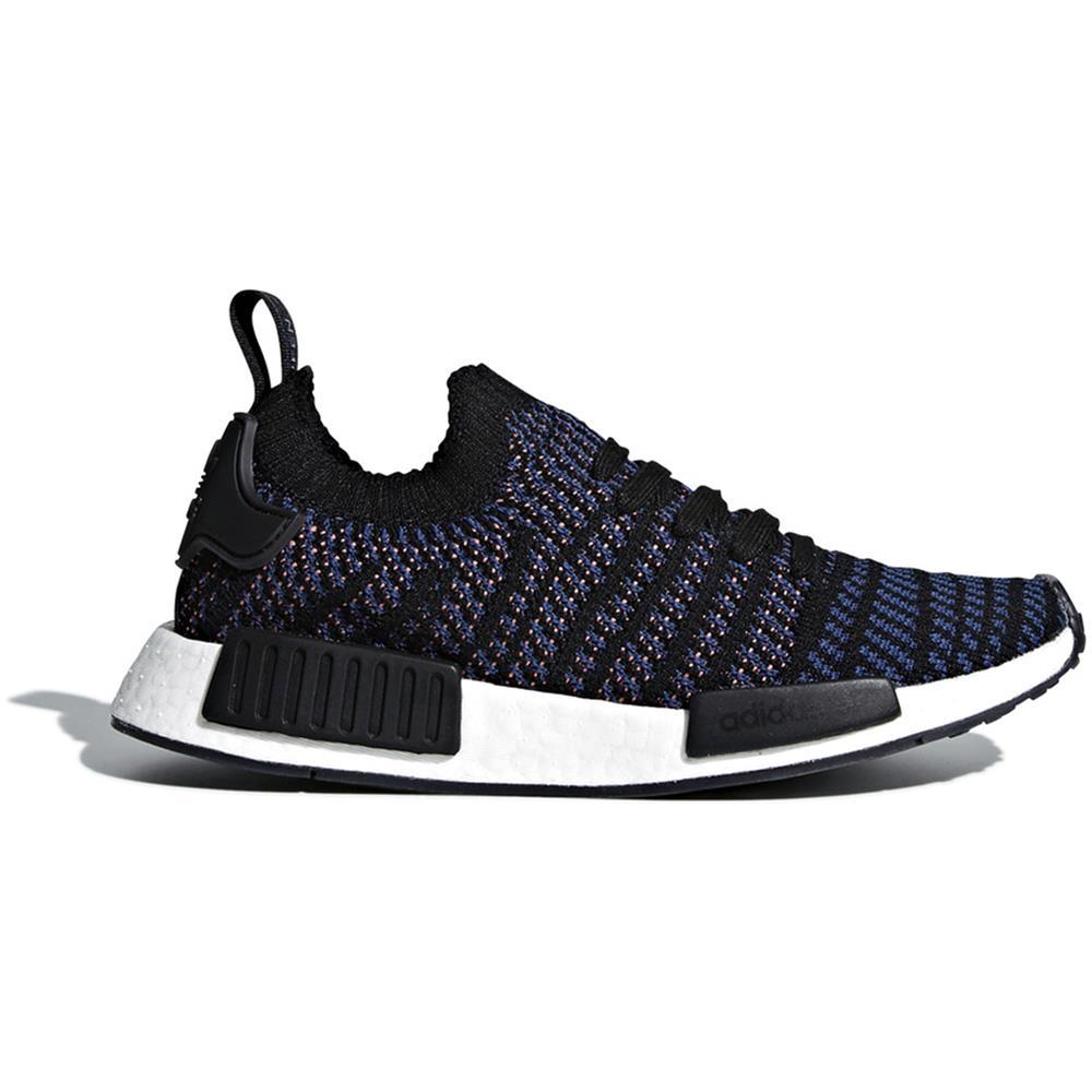 hot sale online 8a91b 38cba adidas - Sneakers Adidas Nero Uomo Ac8326 nmd-r1 stlt black Taglia 7.5 -  ePRICE