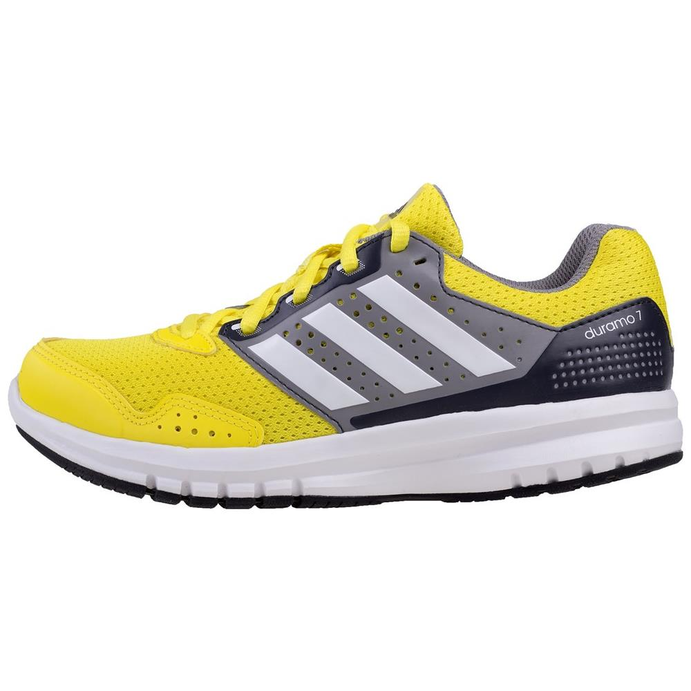 Adidas Duramo 7 K S83313 bianco scarpe basse