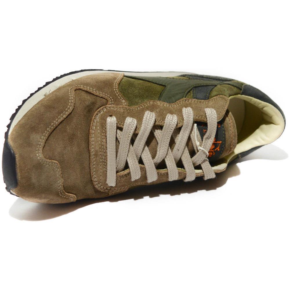 b638b5f3cd623 Tutte le immagini. Diadora Heritage Sneakers Diadora Heritage Verde Uomo  Trident s sw c6361 verde Taglia 7.5