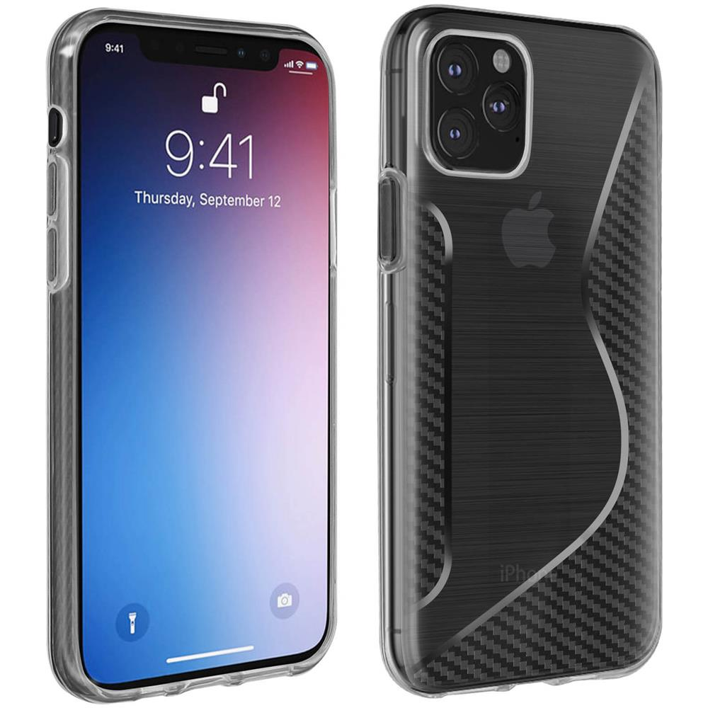 cover iphone 8 carbonio