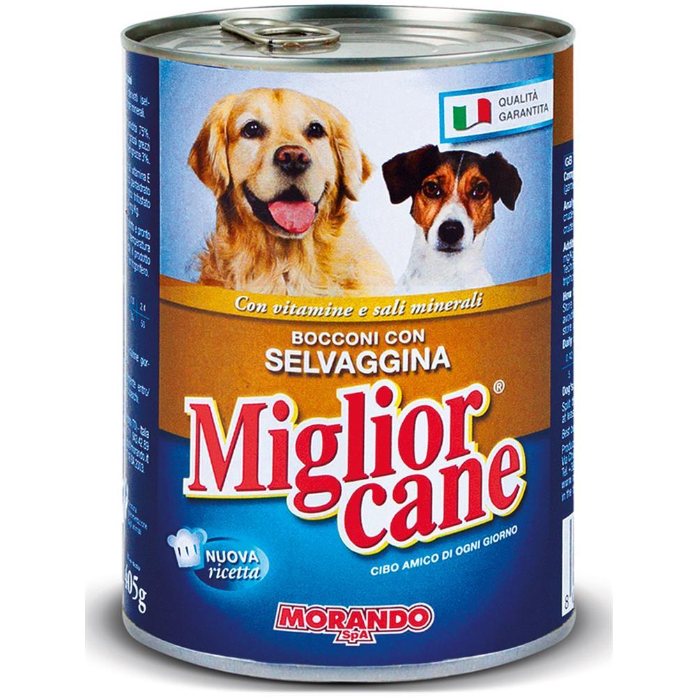 cibo per cani umido vendita