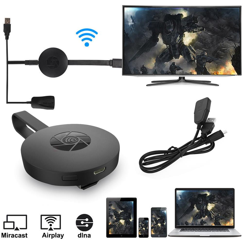 Trade Shop - Miracast Dlna Dongle Wifi Wireless Display Tv Hdmi 1080p  Mirascreen Airplay - ePRICE 0f8232913b89