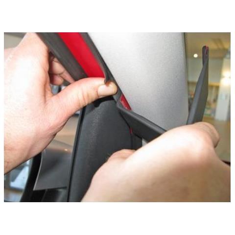 Brodit ProClip 804997 Auto Passive holder Nero