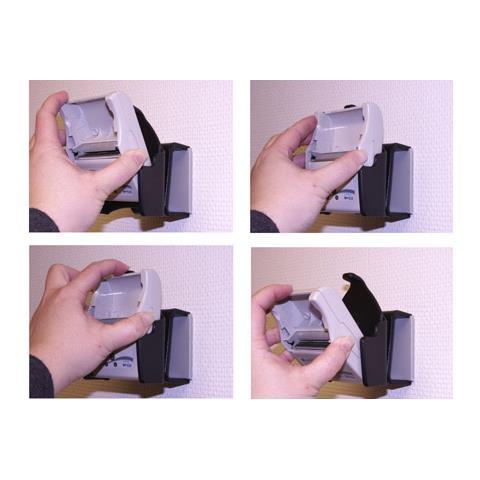 Brodit 213420 Interno Passive holder Nero supporto per personal communication