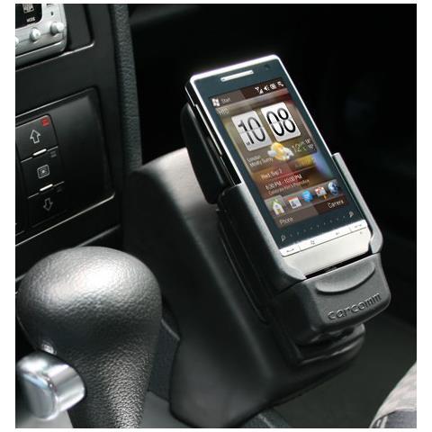 Carcomm CMBS-202, Telefono cellulare / smartphone, Attivo, Nero, 12/24V, e4