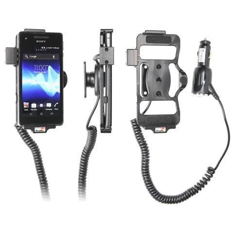 Brodit 512472 Auto Active holder Nero supporto per personal communication