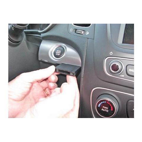 Brodit ProClip 854985 Auto Passive holder Nero