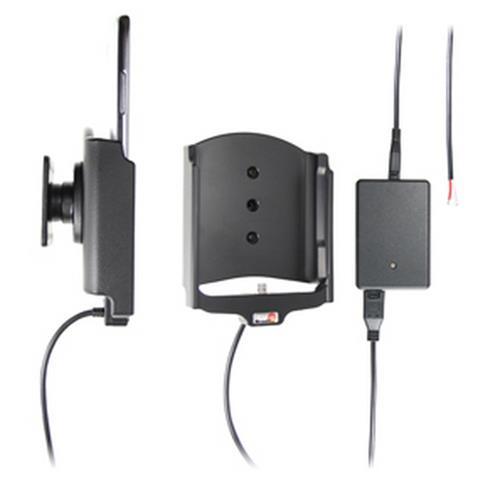 Brodit 513432 Auto Active holder Nero supporto per personal communication