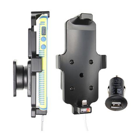 Brodit 514426 Auto Passive holder Nero supporto per personal communication