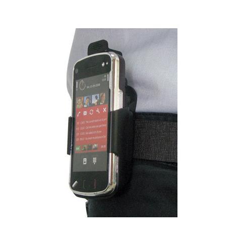 BlueTrade BT-CH-NN97 Auto Passive holder Nero supporto per personal communication
