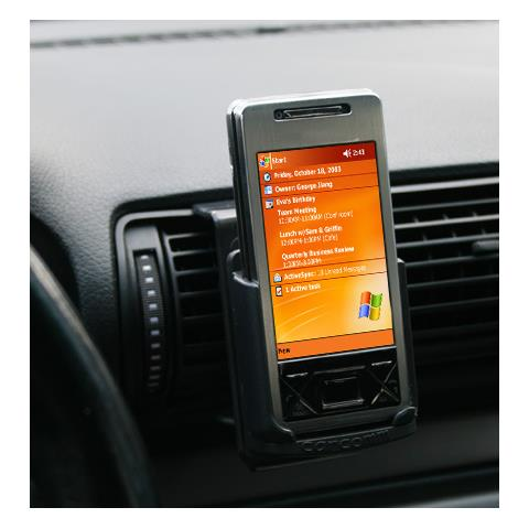 Carcomm CPPH-720 Auto Passive holder Nero