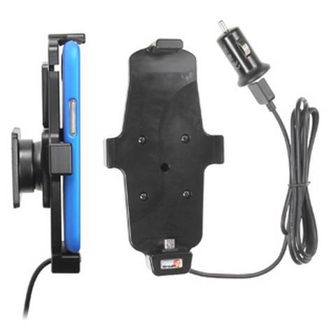 Brodit 521409 Auto Active holder Nero supporto per personal communication