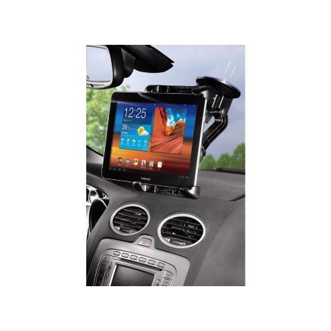 HAMA 00108337 Auto Supporto passivo Nero supporto per personal communication