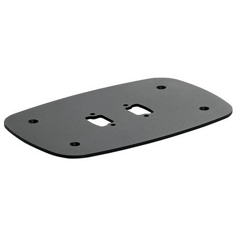 VOGELS PFF 7060 Piastra di montaggio per pavimento, nero