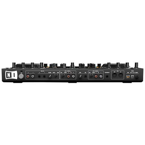 NATIVE INSTRUMENTS Traktor Kontrol S4 MK2 Digital Vinyl System (DVS) scratcher 4channels Nero controller per DJ