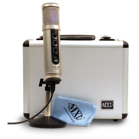 MARSHALL Microfono per PC 24 Bit