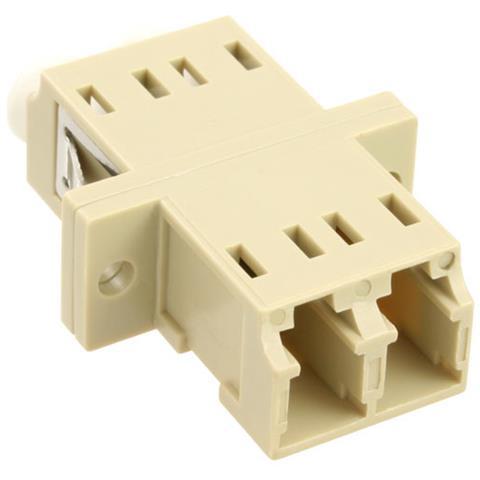 INLINE 89989K LC LC Beige cavo di interfaccia e adattatore