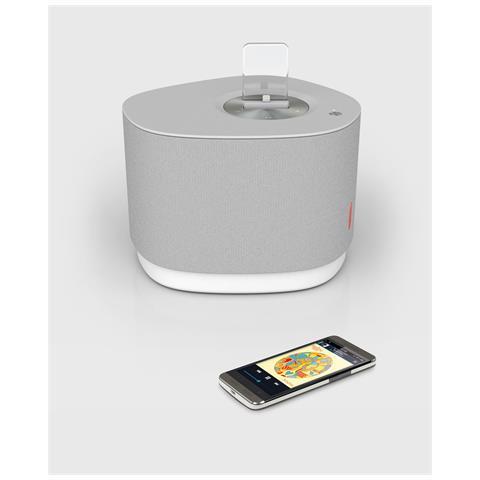 NudeAudio Studio 5, iPad, iPhone, iPod, 2-vie, Bianco