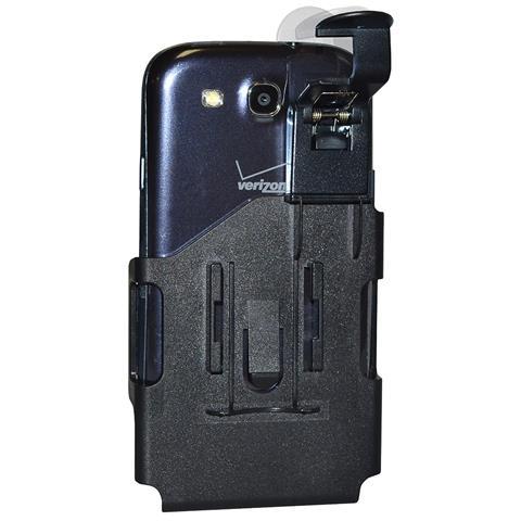 Amzer AMZ95646 Auto Active holder Nero supporto per personal communication