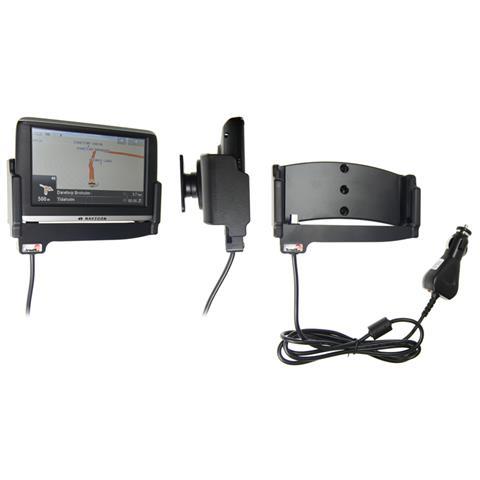 Brodit 540320 Attivo Nero supporto e portanavigatore