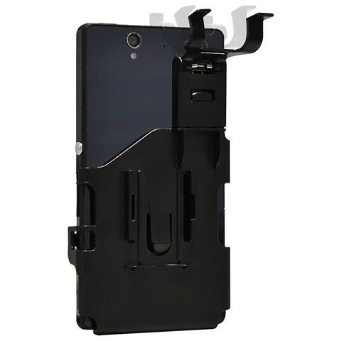 Amzer AMZ95706 Auto Passive holder Nero supporto per personal communication