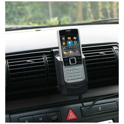 Carcomm CMPC-195 Auto Active holder Nero