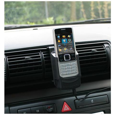 Carcomm CMPC-613 Auto Active holder Nero