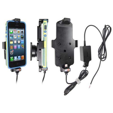 Brodit 527500 Auto Active holder Nero supporto per personal communication