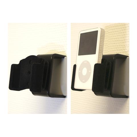 Brodit 840660 Passive holder Nero supporto per personal communication