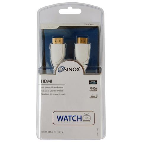 SINOX 3m HDMI, 3m, HDMI, HDMI, Bolla