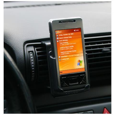 Carcomm CPPH-603 Auto Passive holder Nero