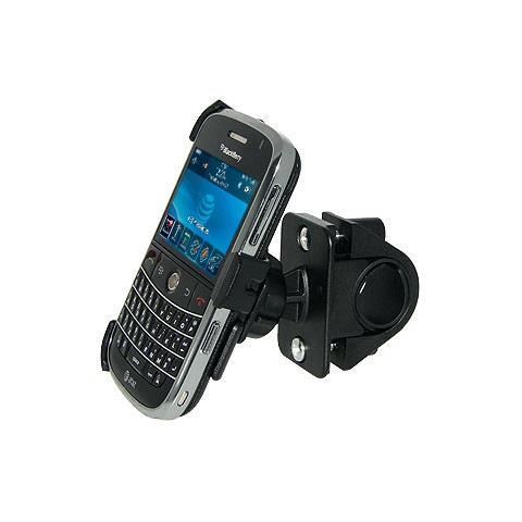 Amzer AMZ20639 Bicicletta Active holder Nero supporto per personal communication
