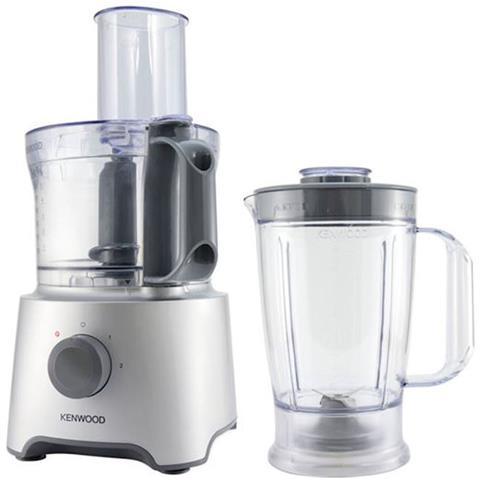 Robot da Cucina FDP302SI Capacità 2.1 L Potenza 800 W Colore Argento